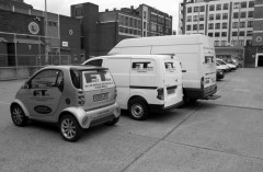 Small Vans, Large Vans & Motorcycles